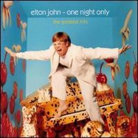 Elton John / One Night Only (輸入盤CD)(エルトン・ジョン)