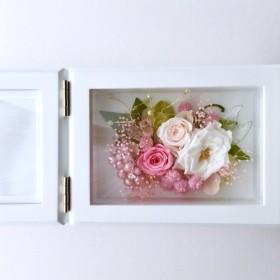 ご結婚お祝いやプレゼントに Photo frame「受注制作」