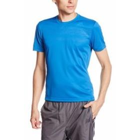 (アディダス)adidas ランニングウェア 叶衣 半袖グラフィックTシャツ BPN30 [メンズ] AP8188 ユニティブルーF16 J/O