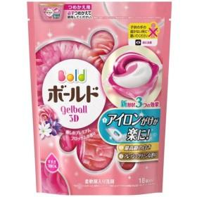 P&G・ジャパン P&G ボールド ジェルボール3D 癒しのプレミアムブロッサムの香り 詰替え