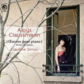 A. Claussmann/Claudine Simon / Works For Piano (輸入盤CD)