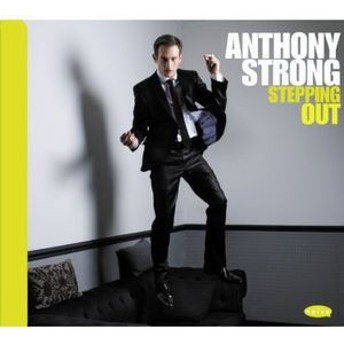 Anthony Strong / Stepping Out (輸入盤CD)(アンソニー・ストロング)