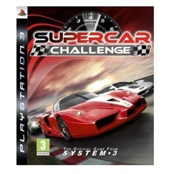 Supercar Challenge (PS3) 中古 良品