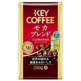 キーコーヒー VPモカブレンド 200g