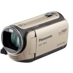 Panasonic デジタルハイビジョンビデオカメラ TM45 内蔵メモリー32GB キャメルベージュ HDC-TM45-C 中古 良品