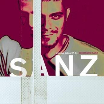 ALEJANDRO SANZ / GRANDES EXITOS 97-04 (輸入盤CD) (アレハンドロ・サンス)