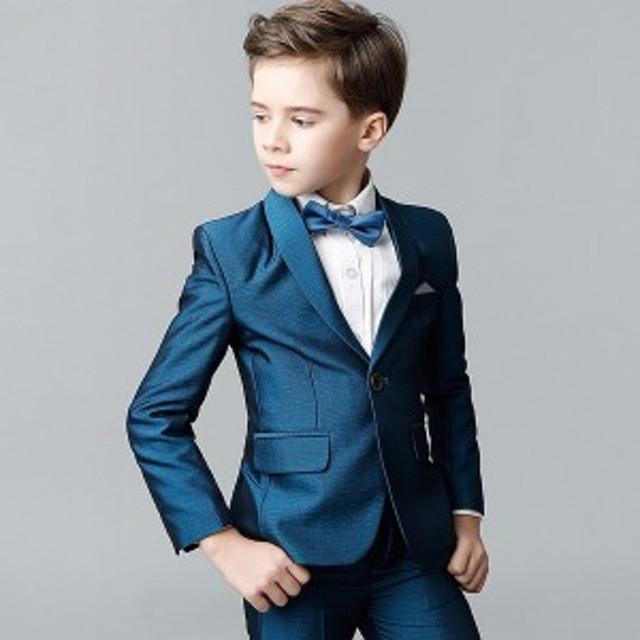 7853490f7db4e フォーマル スーツ スーツ 男の子 入学式 子供服 卒業式 キッズ 1つボタンベーシックスーツ