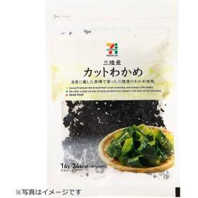理研ビタミン セブンプレミアム 三陸産カットわかめ 16g