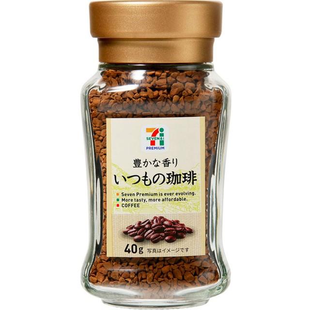 UCC上島珈琲 セブンプレミアム いつものコーヒー 40g