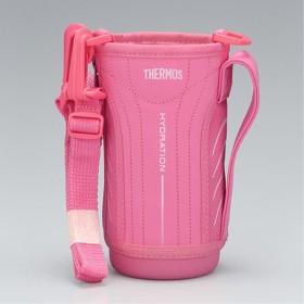 サーモス 真空断熱スポーツボトル FFZ-500Fハンディポーチ ピンク
