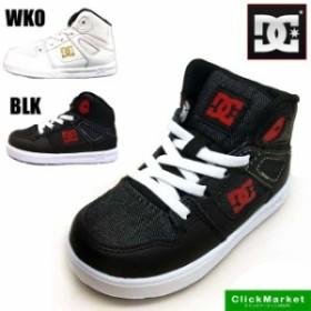 ディーシーシューズ DC Shoes PURE HIGH-TOP SE UL SN DT181004 ピュア ハイ トップ BLK WKO キッズ/ベビー