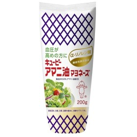 キユーピー アマニ油マヨネーズ 200g