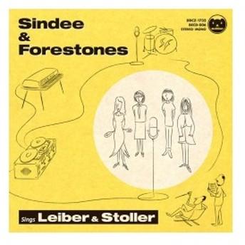 Sindee&Forestones Sings Leiber&Stoller 中古 良品 CD