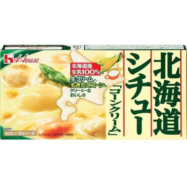 ハウス食品 ■ハウス 北海道シチューコーンクリーム 180g