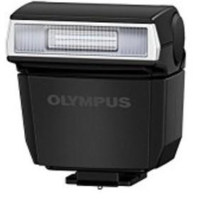 OLYMPUS フラッシュ ミラーレス一眼 OM-D E-M5 MarkII用 FL-LM3 中古 良品
