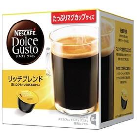 ネスレ日本 ネスカフェ ドルチェグスト 専用カプセル リッチブレンド 16杯分