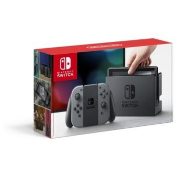 任天堂 Nintendo Switch Joy-Con (L)/(R) グレー