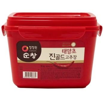 [hantosi韓国調味料・コチュジャン] スンチャン コチュジャン 5kg