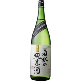 菊水酒造 菊水の純米酒 1.8L