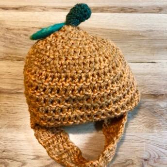 みかんニット帽