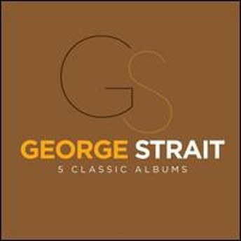 George Strait / 5 Classic Albums (輸入盤CD)(ジョージ・ストレイト)