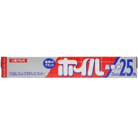 三菱ホイル 25cm25m ( 1コ入 )/ 三菱アルミ ( アルミホイル )