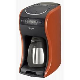 タイガー コーヒーメーカー カフェバリエ バーミリオン ACT-B040-DV