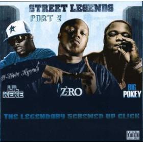 Z-Ro & Agonylife / Street Legends Part 2(輸入盤CD)
