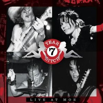 7 Year Bitch / Live At Moe (輸入盤CD)(セヴン・イヤー・ビッチ)