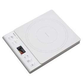 ヤマゼン IH調理器 YEJL130 ホワイト