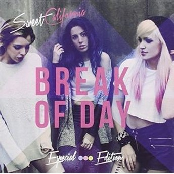 Sweet California / Break Of Day: New Edition (輸入盤CD)