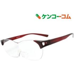メガネタイプの拡大鏡 SL105 ブラウン ( 1コ入 )