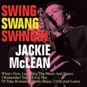 Jackie McLean / Swing Swang Swingin' (輸入盤CD)(ジャッキー・マクリーン)