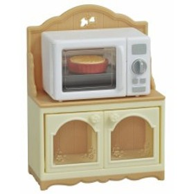 シルバニアファミリー 家具 オーブンレンジ・ラック カ-425