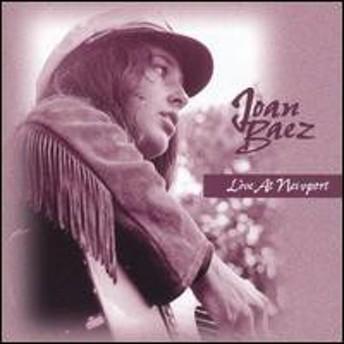 Joan Baez / Live At Newport (輸入盤CD)(ジョーン・バエズ)