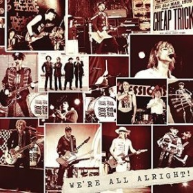 Cheap Trick / We're All Alright (輸入盤CD)(チープ・トリック)