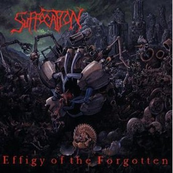 Suffocation / Effigy Of The Forgotten (輸入盤CD)