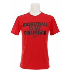 NIKEナイキ BASKETBALL IS MY GF Tシャツ Sサイズ AA1723 (650)ユニバーシティレッド/ブラック