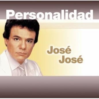 Jose Jose / Personalidad (輸入盤CD)(ホセ・ホセ)