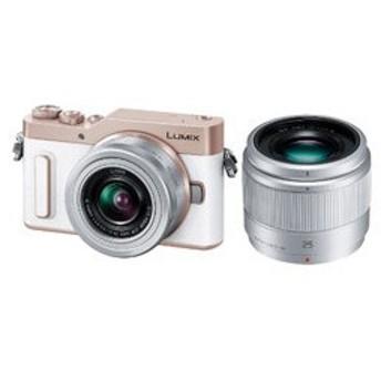 パナソニック(Panasonic) LUMIX GF10 ダブルレンズキット DC-GF10W-W(ホワイト) ミラーレス一眼カメラ