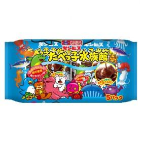 たべっ子水族館 30g×5袋【お菓子】