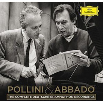 Pollini & Abbado / Complete Recordings On Deutsche Grammophon (Box) (輸入盤CD)