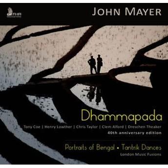 John Mayer/London Music Fusions / Dhammapada (輸入盤CD)【K2017/1/20発売】(ジョン・メイヤー)