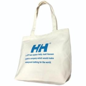 ヘリーハンセン(HELLY HANSEN) LOGO TOTE M ロゴトート Mサイズ BD/ブルーダリア BD HY91733 通学 大学生 トートバッグ デイパック ハンドバッグ エコバッグ