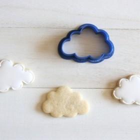 雲【4.7cm】クッキー型・クッキーカッター