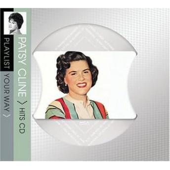 Patsy Cline / Playlist Your Way (輸入盤CD)(パッツィー・クライン)