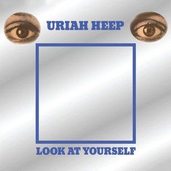 Uriah Heep / Look At Yourself (輸入盤CD)(ユーライア・ヒープ)
