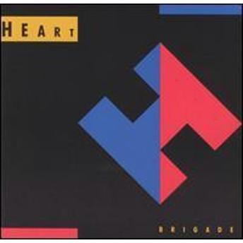 Heart / Brigade (輸入盤CD)(ハート)