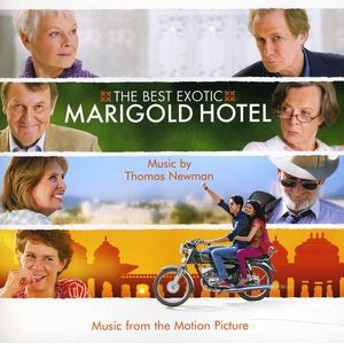 Soundtrack / Best Exotic Marigold Hotel (輸入盤CD)(サウンドトラック)