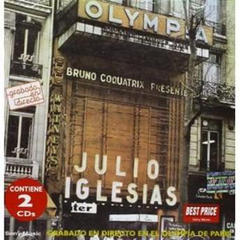 Julio Iglesias / En El Olympia (輸入盤CD)(フリオ・イグレシアス)